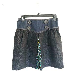 Custo Barcelona tulip style mini skirt